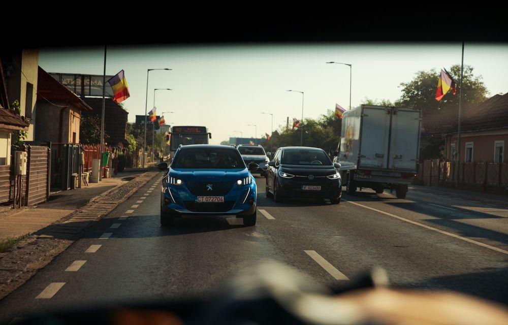 RAPORT FINAL: Peugeot e-2008 în #ElectricRomânia 2020: încărcare, consum, autonomie reală - Poza 17