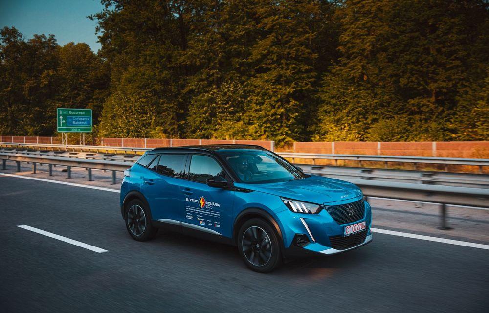 RAPORT FINAL: Peugeot e-2008 în #ElectricRomânia 2020: încărcare, consum, autonomie reală - Poza 10