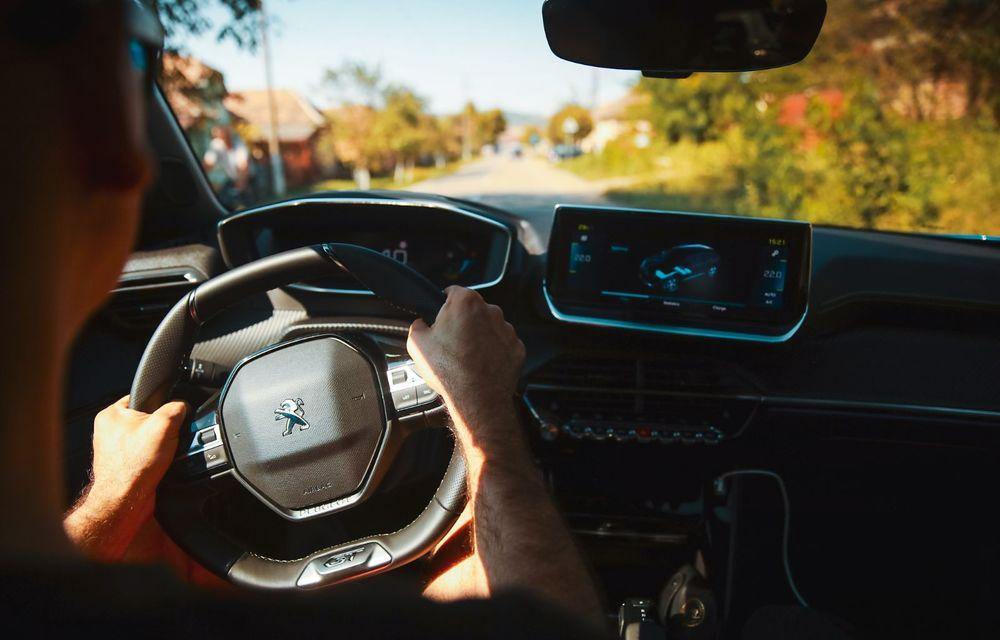 RAPORT FINAL: Peugeot e-2008 în #ElectricRomânia 2020: încărcare, consum, autonomie reală - Poza 34