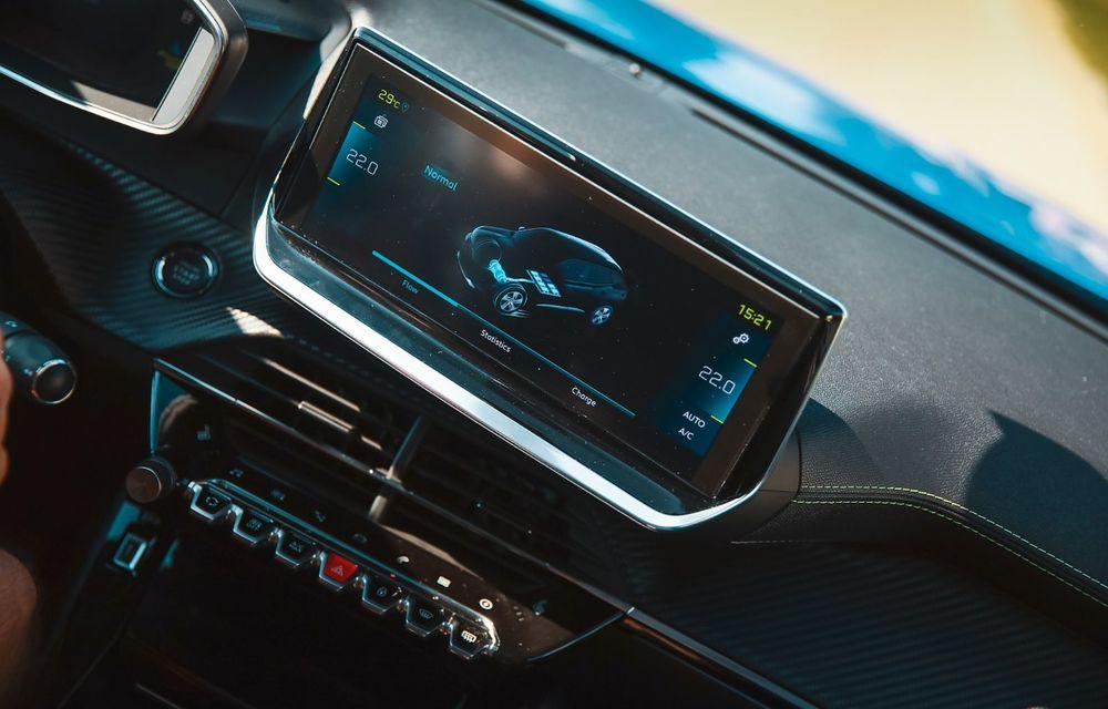 RAPORT FINAL: Peugeot e-2008 în #ElectricRomânia 2020: încărcare, consum, autonomie reală - Poza 35