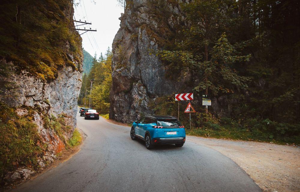 RAPORT FINAL: Peugeot e-2008 în #ElectricRomânia 2020: încărcare, consum, autonomie reală - Poza 28