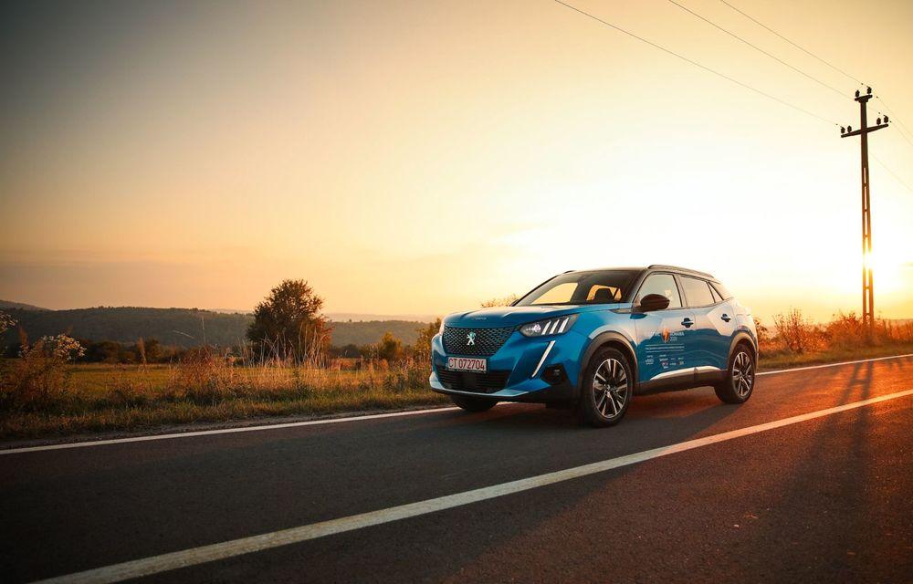 RAPORT FINAL: Peugeot e-2008 în #ElectricRomânia 2020: încărcare, consum, autonomie reală - Poza 14