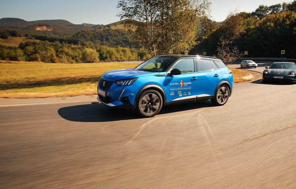RAPORT FINAL: Peugeot e-2008 în #ElectricRomânia 2020: încărcare, consum, autonomie reală - Poza 7