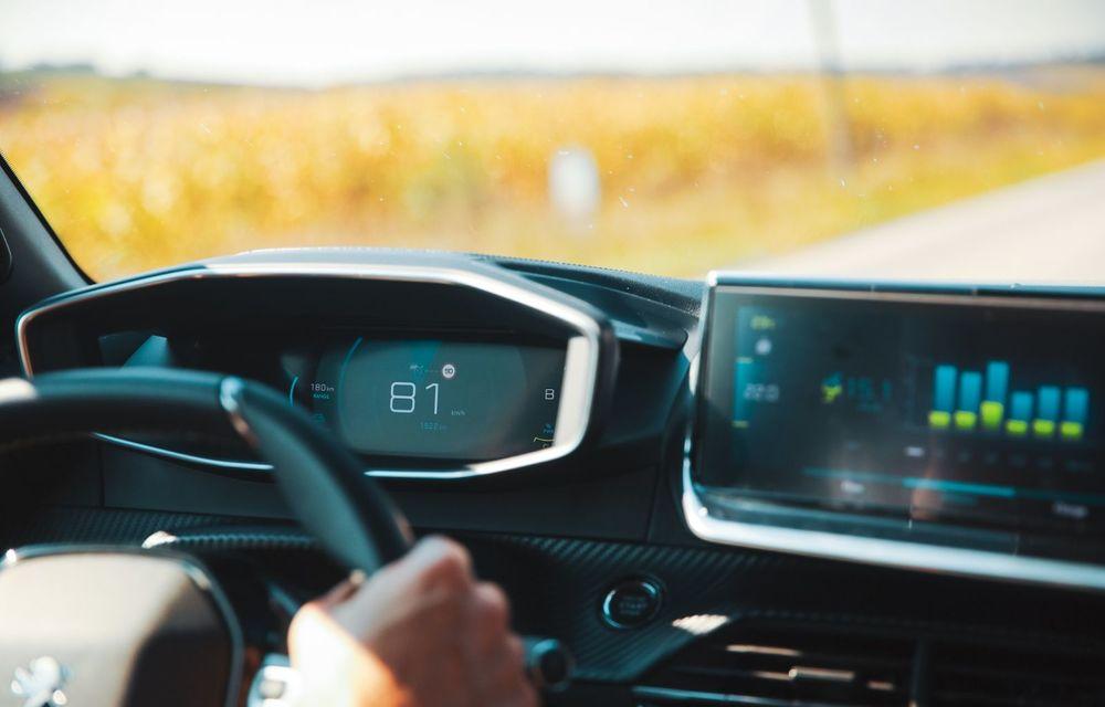 RAPORT FINAL: Peugeot e-2008 în #ElectricRomânia 2020: încărcare, consum, autonomie reală - Poza 37