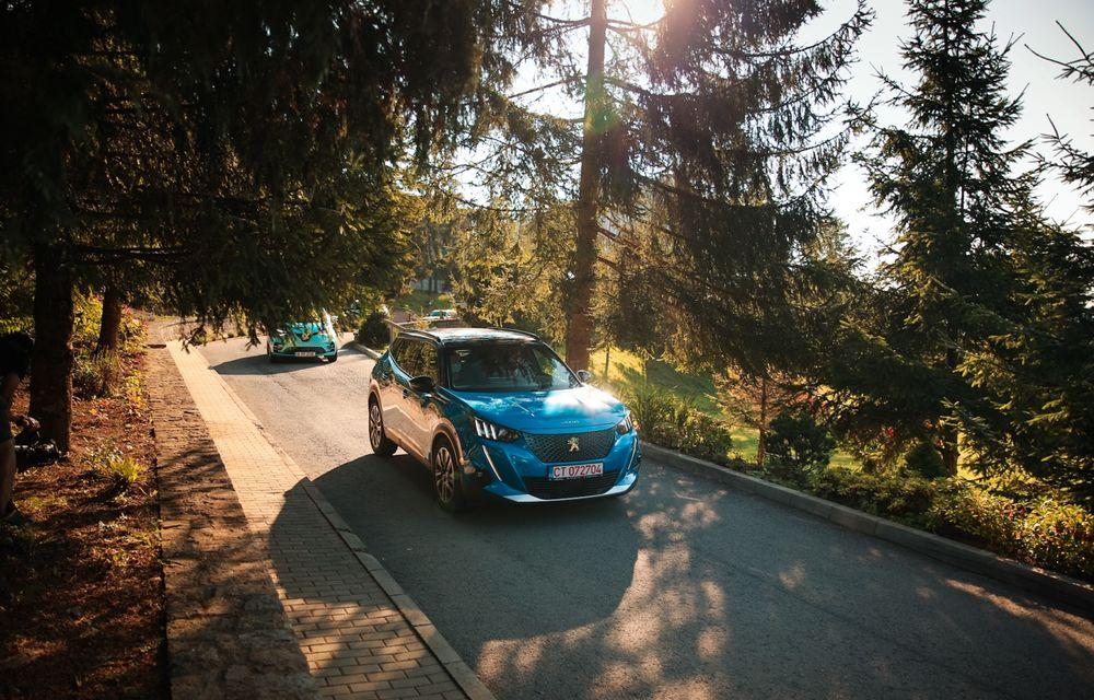RAPORT FINAL: Peugeot e-2008 în #ElectricRomânia 2020: încărcare, consum, autonomie reală - Poza 16
