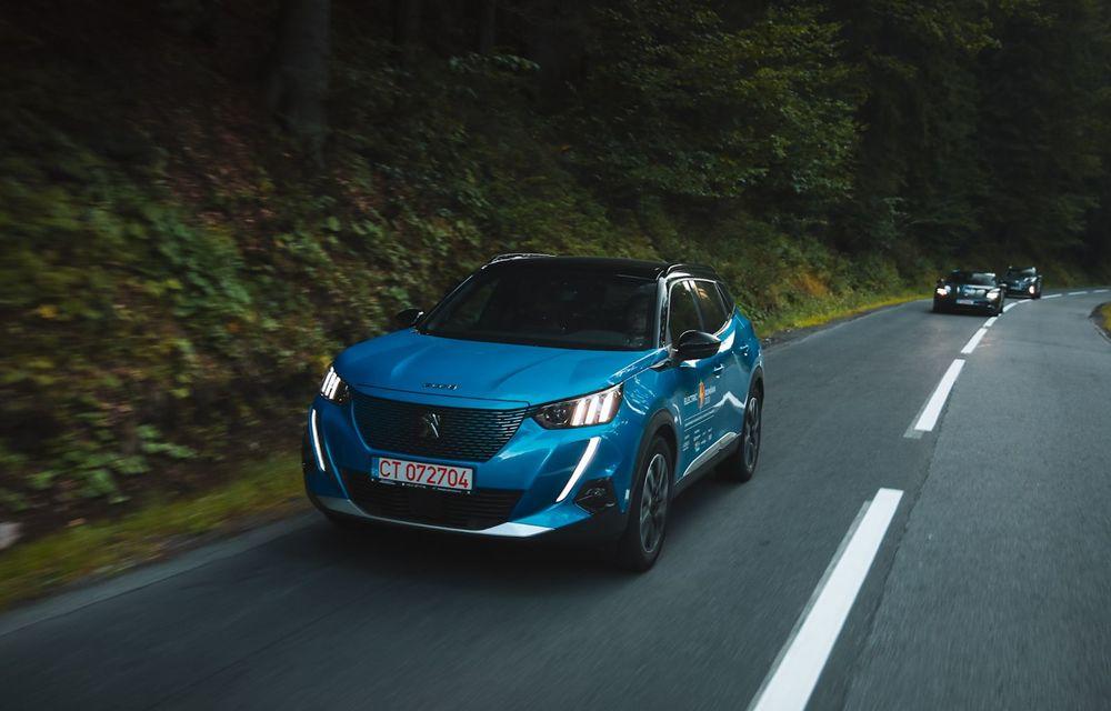 RAPORT FINAL: Peugeot e-2008 în #ElectricRomânia 2020: încărcare, consum, autonomie reală - Poza 3