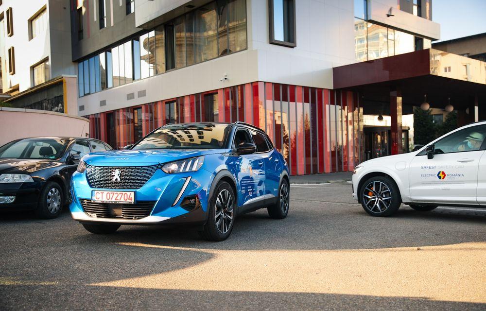 RAPORT FINAL: Peugeot e-2008 în #ElectricRomânia 2020: încărcare, consum, autonomie reală - Poza 18