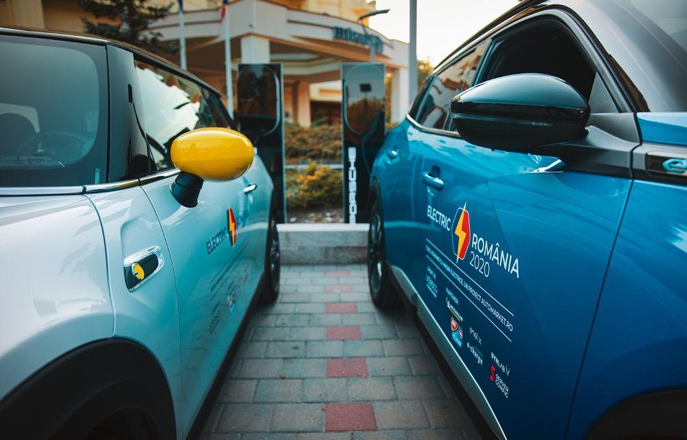 RAPORT FINAL: Peugeot e-2008 în #ElectricRomânia 2020: încărcare, consum, autonomie reală - Poza 32