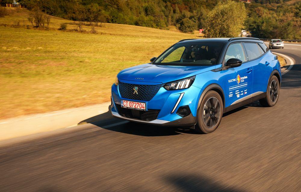 RAPORT FINAL: Peugeot e-2008 în #ElectricRomânia 2020: încărcare, consum, autonomie reală - Poza 8