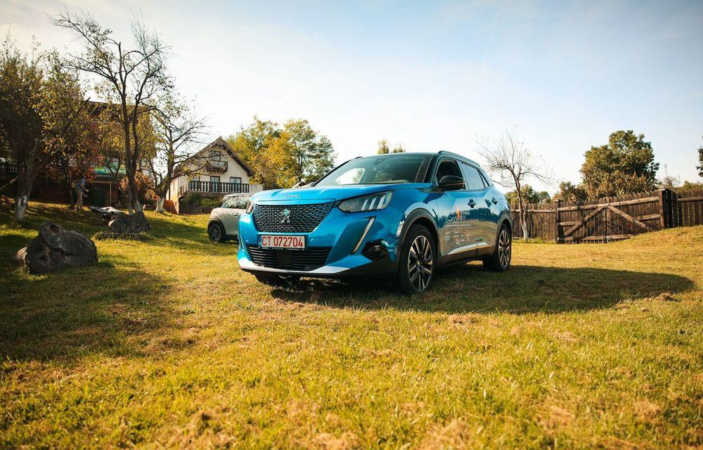 RAPORT FINAL: Peugeot e-2008 în #ElectricRomânia 2020: încărcare, consum, autonomie reală - Poza 19