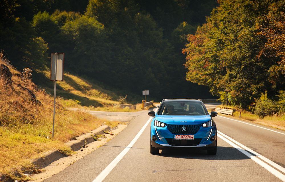 RAPORT FINAL: Peugeot e-2008 în #ElectricRomânia 2020: încărcare, consum, autonomie reală - Poza 15