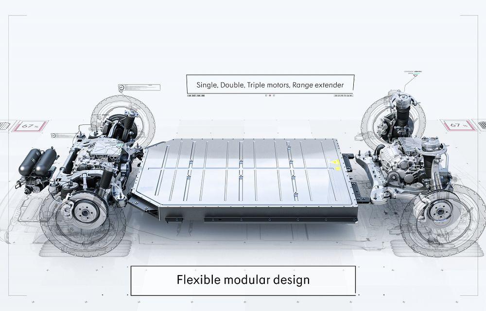 Volvo va dezvolta modele electrice și pe noua platforma lansată de Geely: aceasta va fi disponibilă și pentru alți constructori - Poza 2