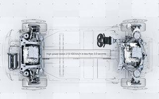 Volvo va dezvolta modele electrice și pe noua platforma lansată de Geely: aceasta va fi disponibilă și pentru alți constructori