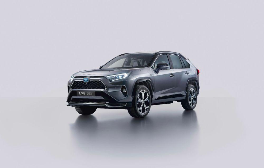 Informații noi despre Toyota RAV4 plug-in hybrid: autonomie electrică de până la 75 de kilometri și 0-100 km/h în doar 6 secunde - Poza 39