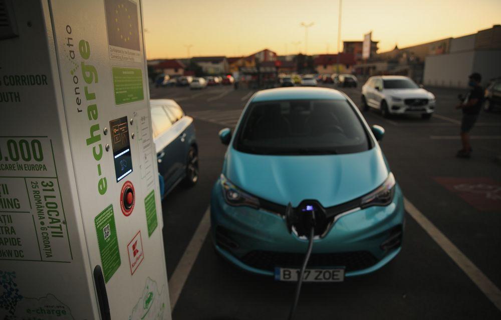 RAPORT FINAL: Renault Zoe în #ElectricRomânia 2020: încărcare, consum, autonomie reală - Poza 37