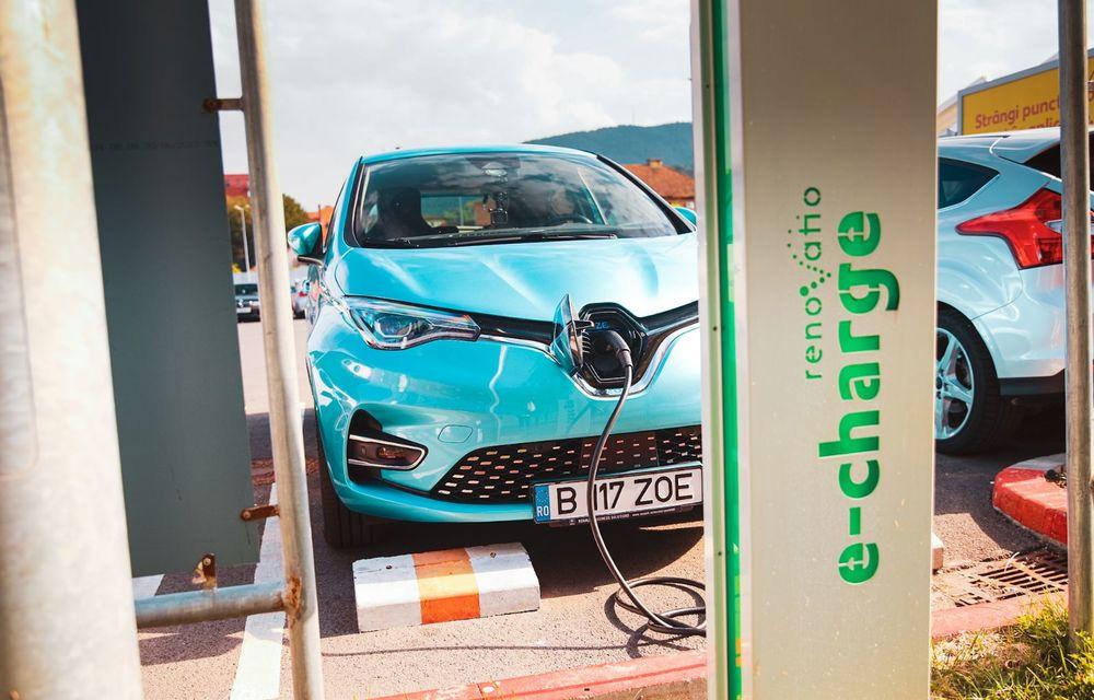 RAPORT FINAL: Renault Zoe în #ElectricRomânia 2020: încărcare, consum, autonomie reală - Poza 38