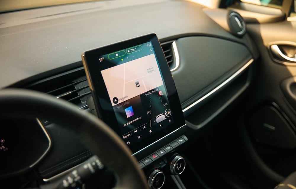 RAPORT FINAL: Renault Zoe în #ElectricRomânia 2020: încărcare, consum, autonomie reală - Poza 33