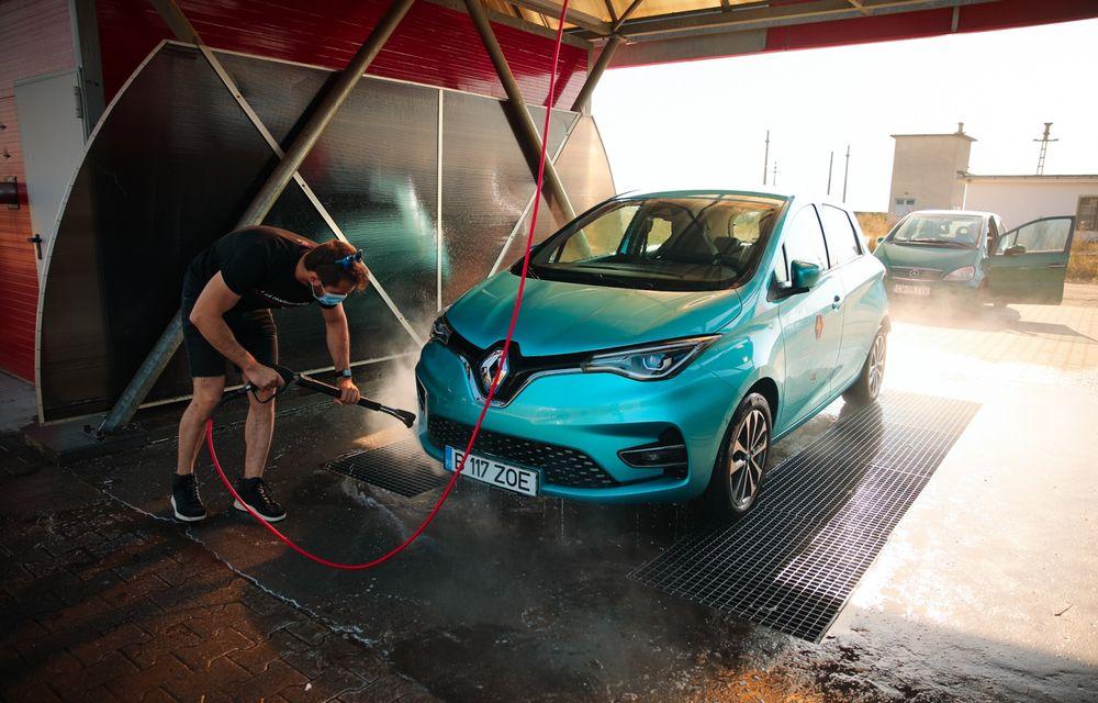 RAPORT FINAL: Renault Zoe în #ElectricRomânia 2020: încărcare, consum, autonomie reală - Poza 36
