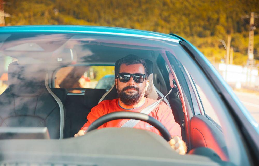 RAPORT FINAL: Renault Zoe în #ElectricRomânia 2020: încărcare, consum, autonomie reală - Poza 44