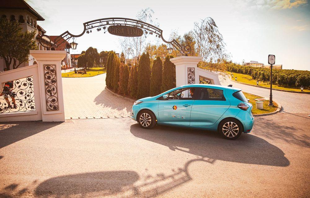 RAPORT FINAL: Renault Zoe în #ElectricRomânia 2020: încărcare, consum, autonomie reală - Poza 18