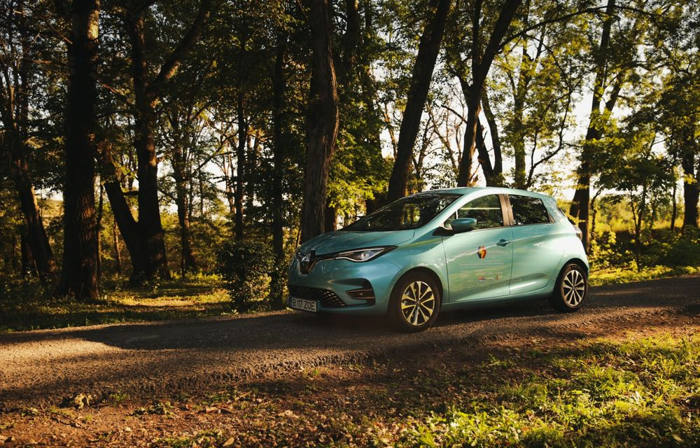 RAPORT FINAL: Renault Zoe în #ElectricRomânia 2020: încărcare, consum, autonomie reală - Poza 17