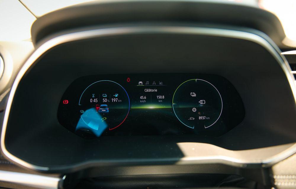 RAPORT FINAL: Renault Zoe în #ElectricRomânia 2020: încărcare, consum, autonomie reală - Poza 34