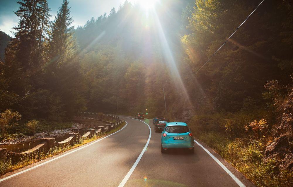 RAPORT FINAL: Renault Zoe în #ElectricRomânia 2020: încărcare, consum, autonomie reală - Poza 23
