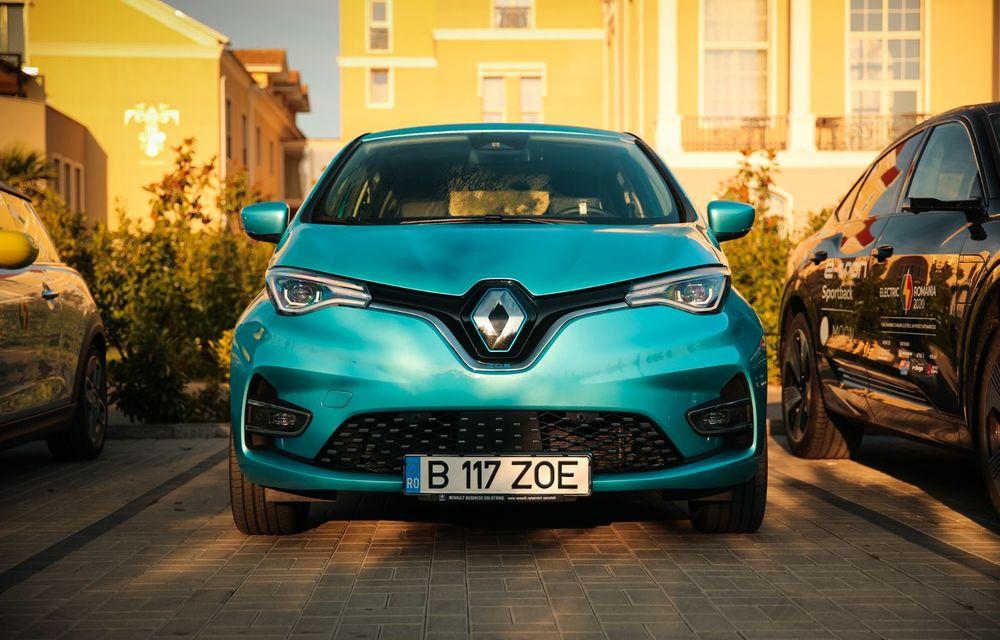 RAPORT FINAL: Renault Zoe în #ElectricRomânia 2020: încărcare, consum, autonomie reală - Poza 19