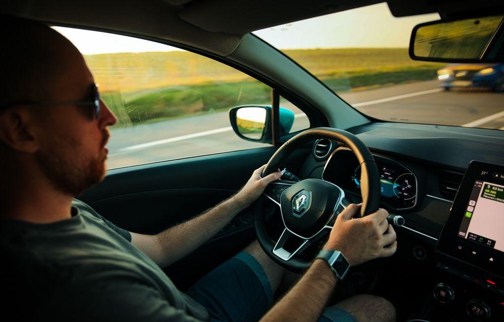 RAPORT FINAL: Renault Zoe în #ElectricRomânia 2020: încărcare, consum, autonomie reală - Poza 28