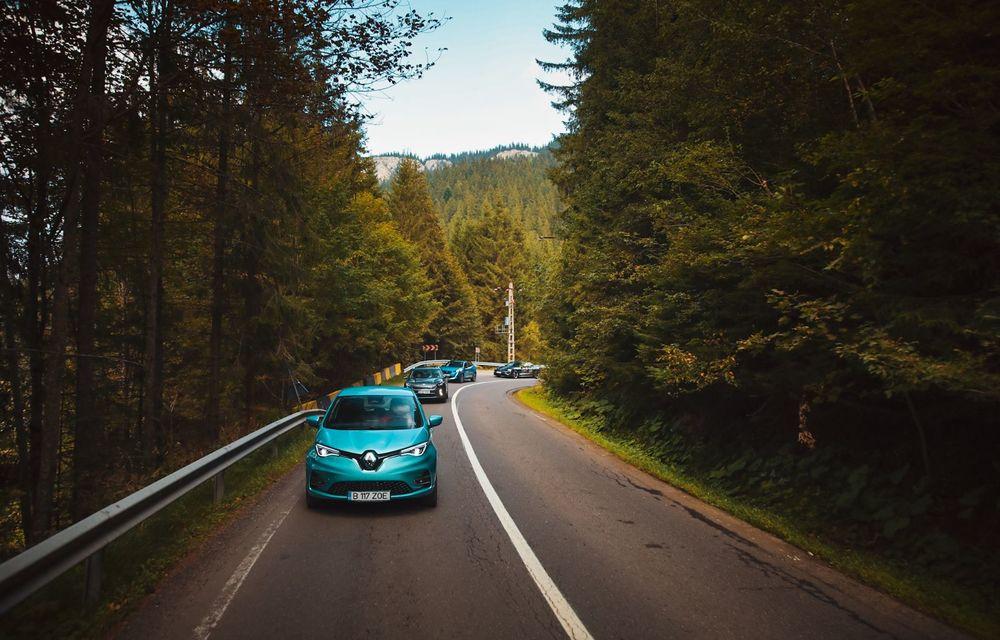 RAPORT FINAL: Renault Zoe în #ElectricRomânia 2020: încărcare, consum, autonomie reală - Poza 10