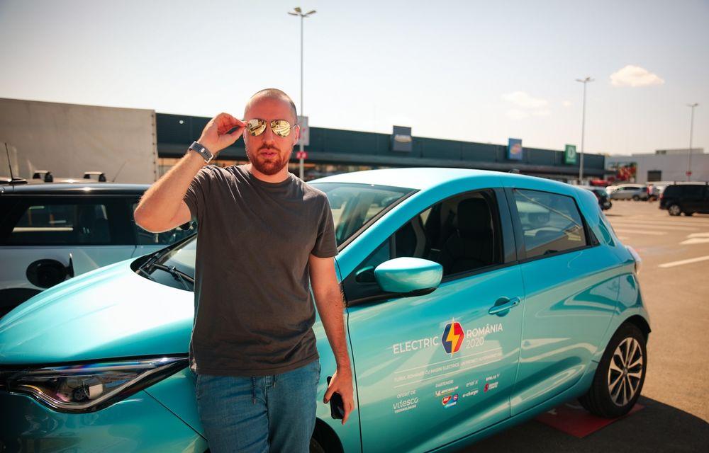 RAPORT FINAL: Renault Zoe în #ElectricRomânia 2020: încărcare, consum, autonomie reală - Poza 40