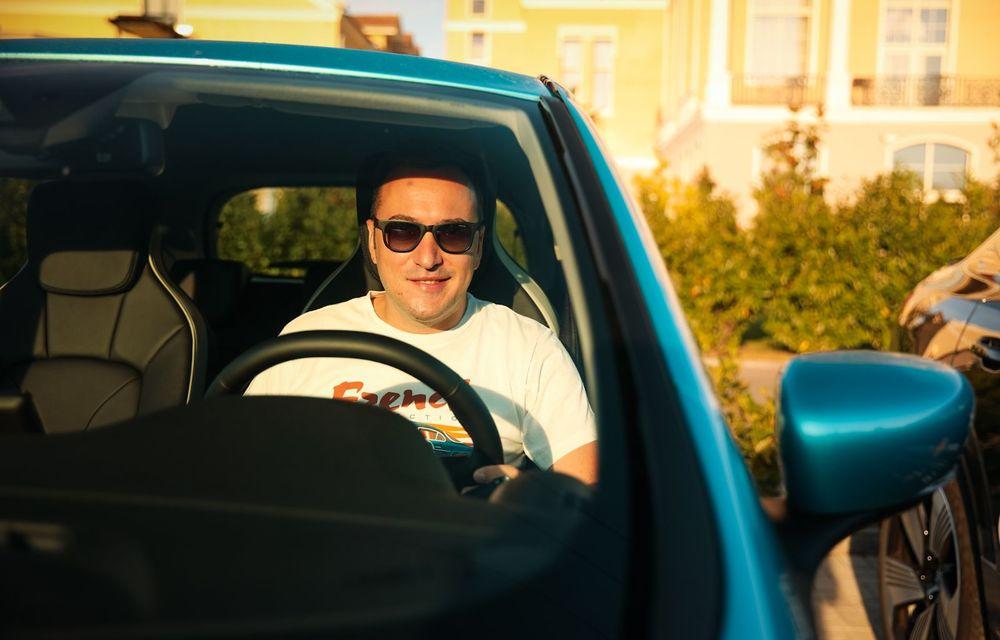 RAPORT FINAL: Renault Zoe în #ElectricRomânia 2020: încărcare, consum, autonomie reală - Poza 42