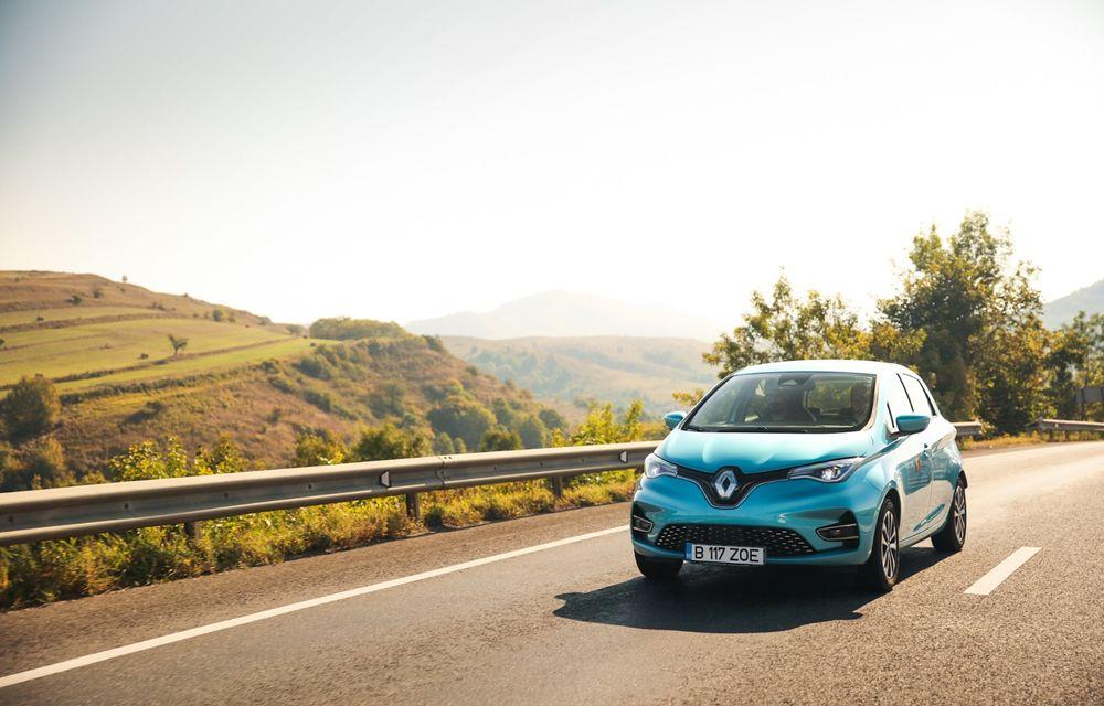 RAPORT FINAL: Renault Zoe în #ElectricRomânia 2020: încărcare, consum, autonomie reală - Poza 11