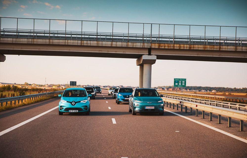 RAPORT FINAL: Renault Zoe în #ElectricRomânia 2020: încărcare, consum, autonomie reală - Poza 9