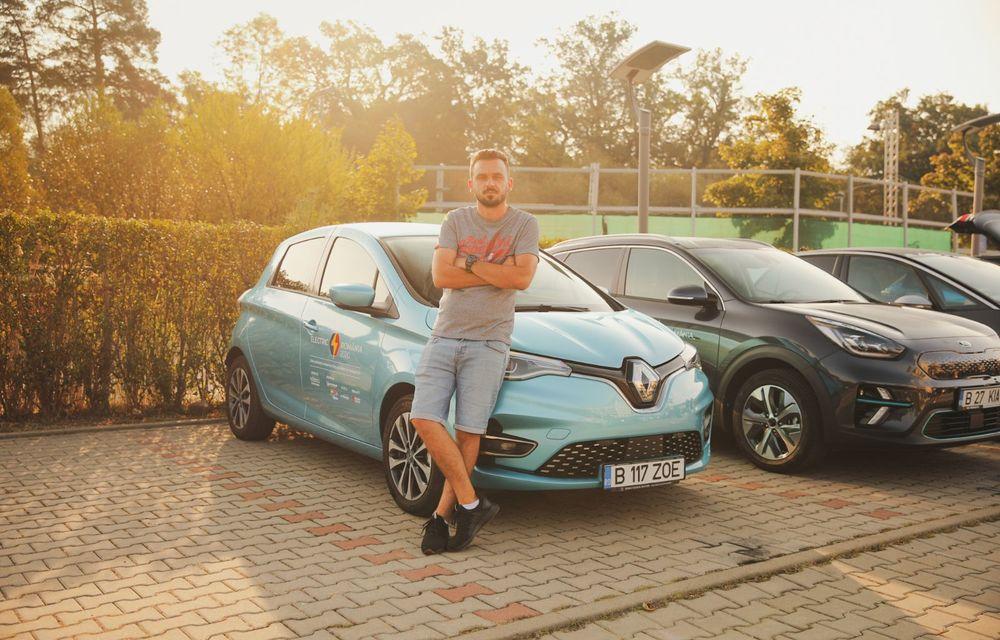 RAPORT FINAL: Renault Zoe în #ElectricRomânia 2020: încărcare, consum, autonomie reală - Poza 43