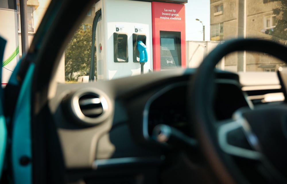 RAPORT FINAL: Renault Zoe în #ElectricRomânia 2020: încărcare, consum, autonomie reală - Poza 32