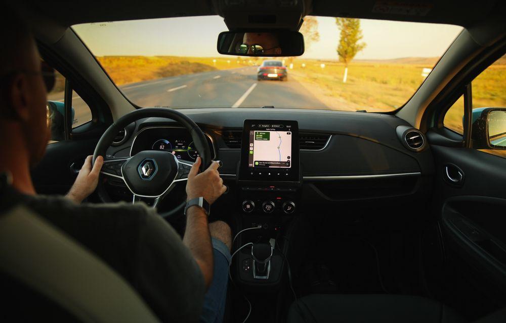RAPORT FINAL: Renault Zoe în #ElectricRomânia 2020: încărcare, consum, autonomie reală - Poza 29