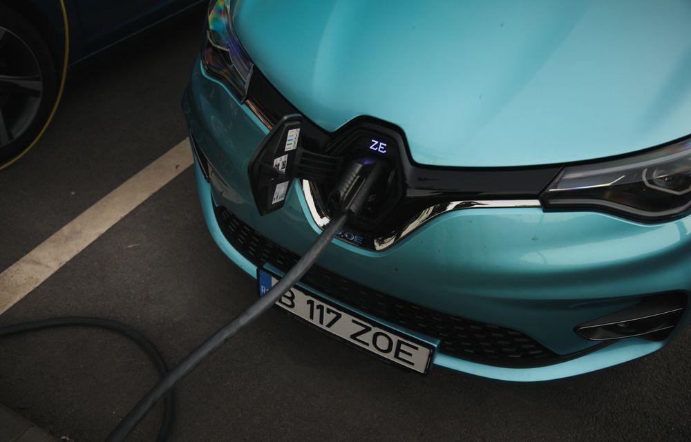 RAPORT FINAL: Renault Zoe în #ElectricRomânia 2020: încărcare, consum, autonomie reală - Poza 39