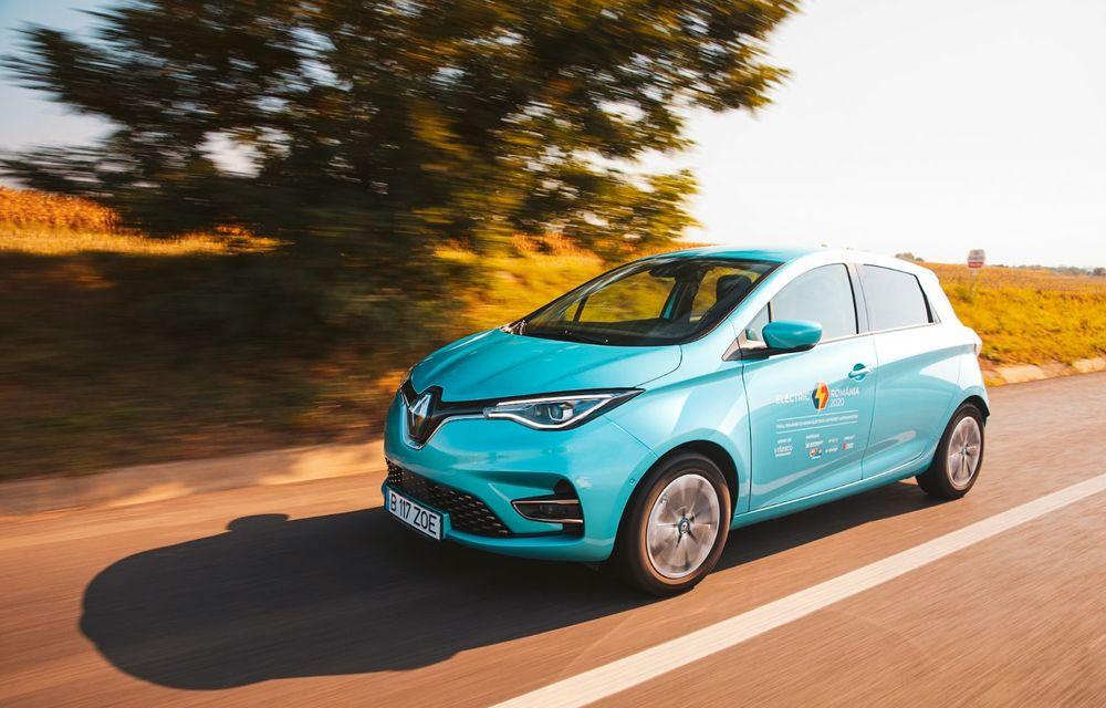 RAPORT FINAL: Renault Zoe în #ElectricRomânia 2020: încărcare, consum, autonomie reală - Poza 7