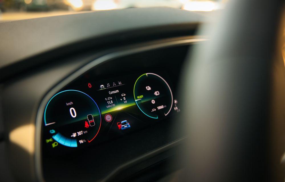 RAPORT FINAL: Renault Zoe în #ElectricRomânia 2020: încărcare, consum, autonomie reală - Poza 31