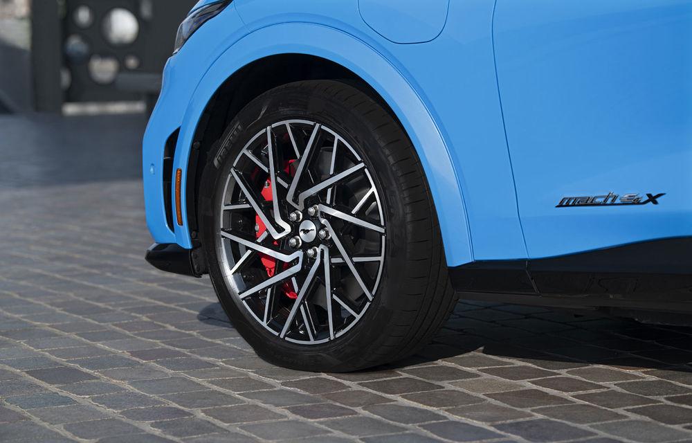 Ford Mustang Mach-E GT egalează recordul lui Tesla Model Y pentru cel mai rapid SUV electric din Europa: 3.7 secunde pentru intervalul 0-100 km/h - Poza 4