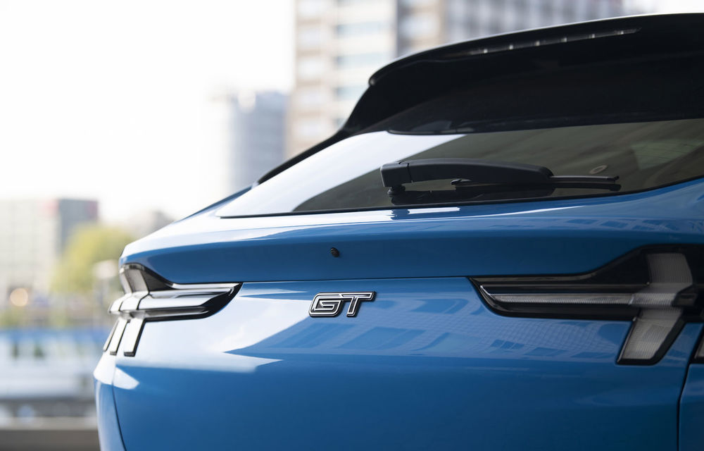 Ford Mustang Mach-E GT egalează recordul lui Tesla Model Y pentru cel mai rapid SUV electric din Europa: 3.7 secunde pentru intervalul 0-100 km/h - Poza 3