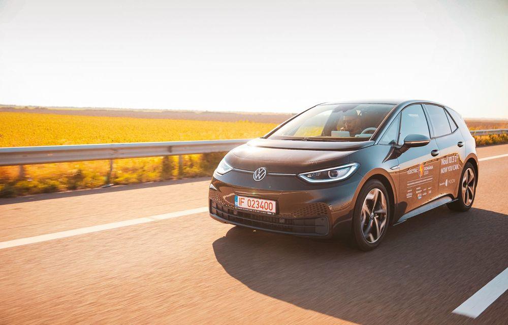 RAPORT FINAL: Volkswagen ID.3 în #ElectricRomânia 2020: încărcare, consum, autonomie reală - Poza 7