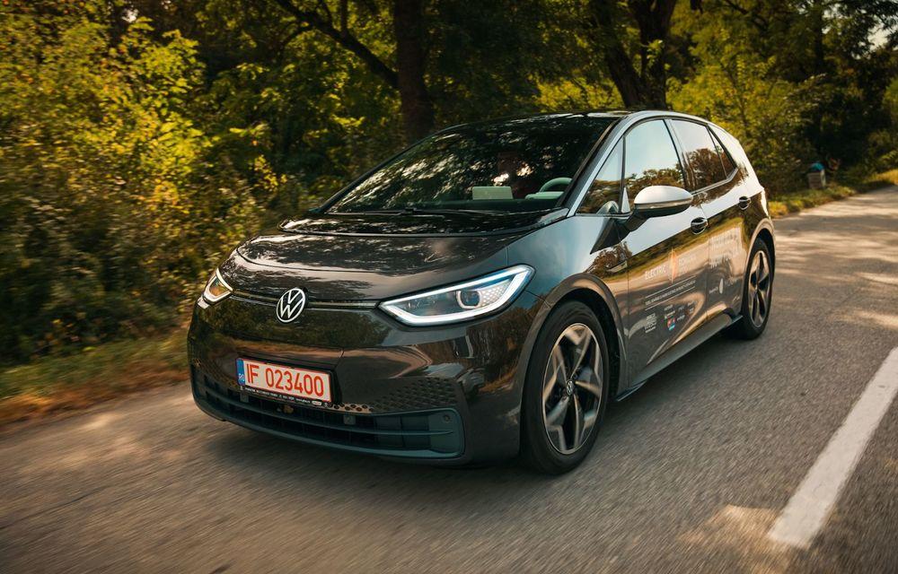 RAPORT FINAL: Volkswagen ID.3 în #ElectricRomânia 2020: încărcare, consum, autonomie reală - Poza 5