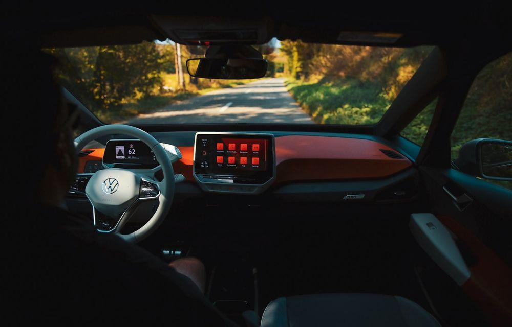 RAPORT FINAL: Volkswagen ID.3 în #ElectricRomânia 2020: încărcare, consum, autonomie reală - Poza 40