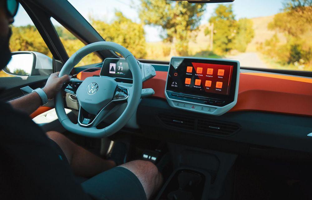 RAPORT FINAL: Volkswagen ID.3 în #ElectricRomânia 2020: încărcare, consum, autonomie reală - Poza 43