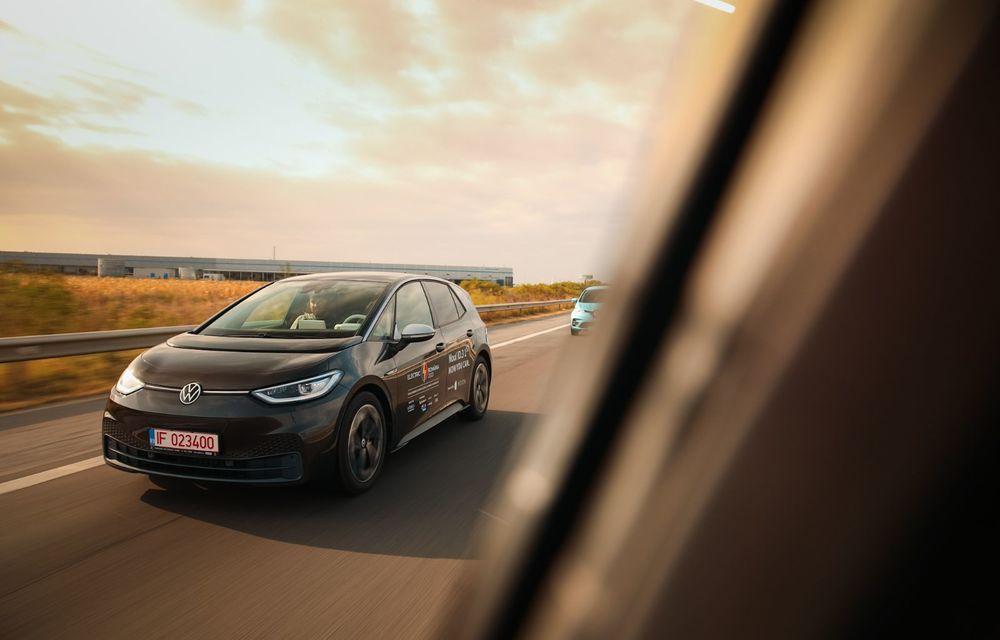 RAPORT FINAL: Volkswagen ID.3 în #ElectricRomânia 2020: încărcare, consum, autonomie reală - Poza 11