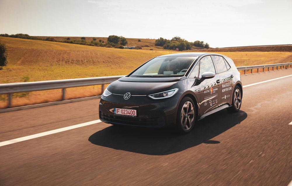 RAPORT FINAL: Volkswagen ID.3 în #ElectricRomânia 2020: încărcare, consum, autonomie reală - Poza 1