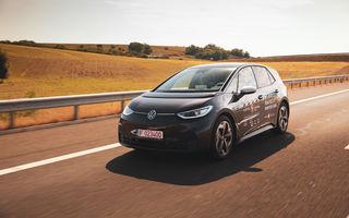 RAPORT FINAL: Volkswagen ID.3 în #ElectricRomânia 2020: încărcare, consum, autonomie reală