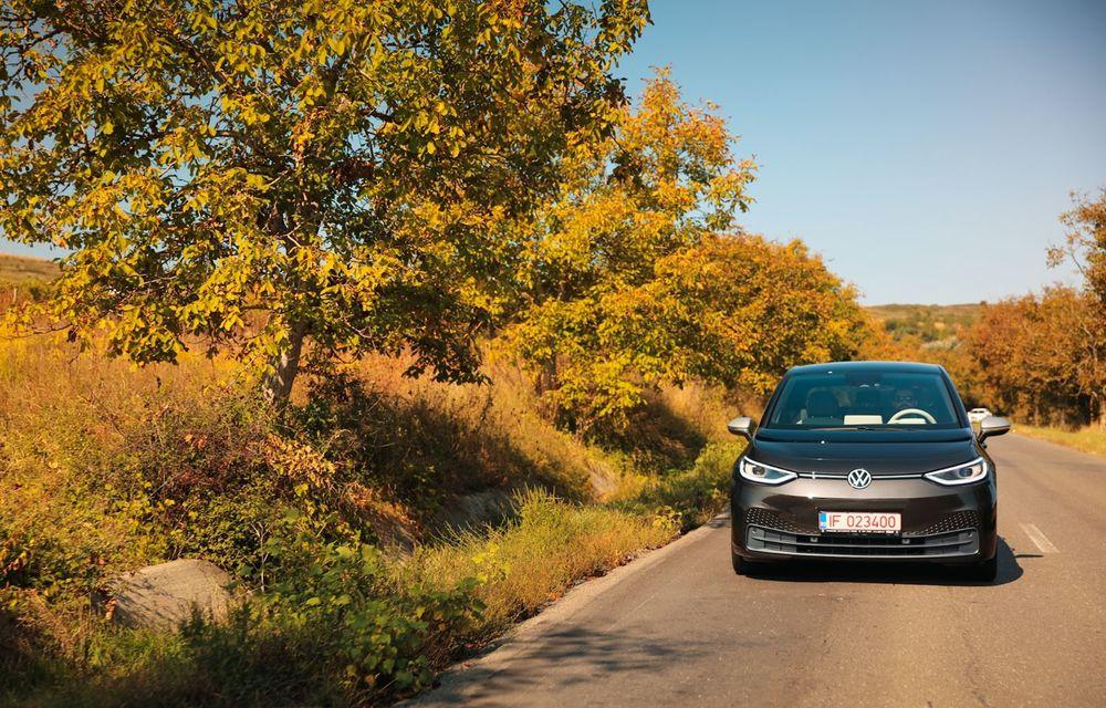RAPORT FINAL: Volkswagen ID.3 în #ElectricRomânia 2020: încărcare, consum, autonomie reală - Poza 15